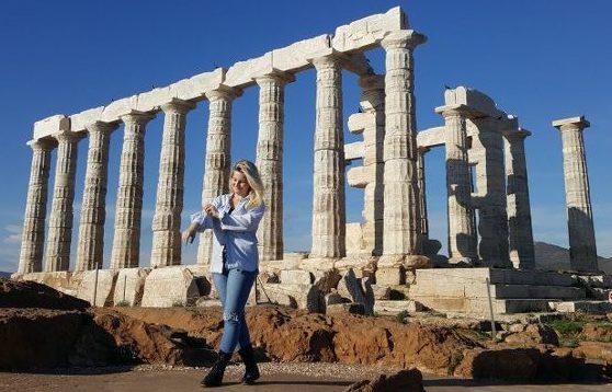 poseidono sventykla graikija atenai