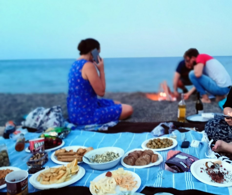 turkish picnic